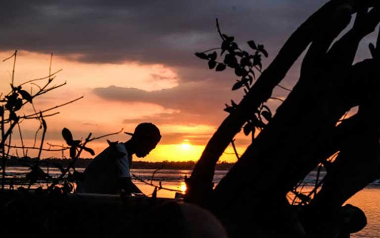 Gili Air Sunset - Gili Air island life