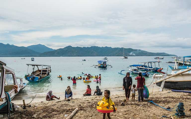 life on the gili islands